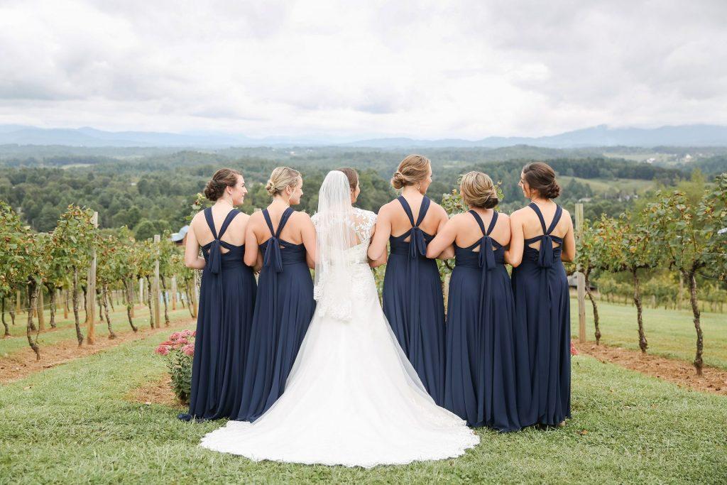 Asheville Bridesmaids