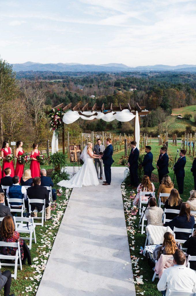 Asheville Ceremony