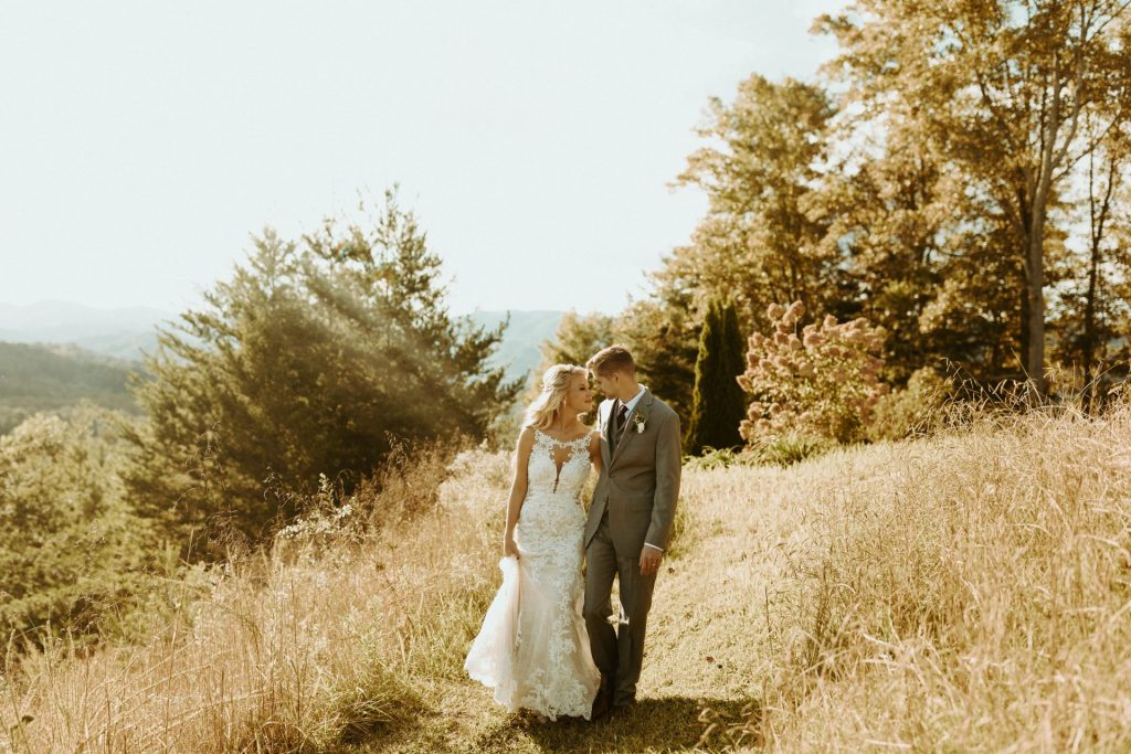 Asheville Mountain Wedding
