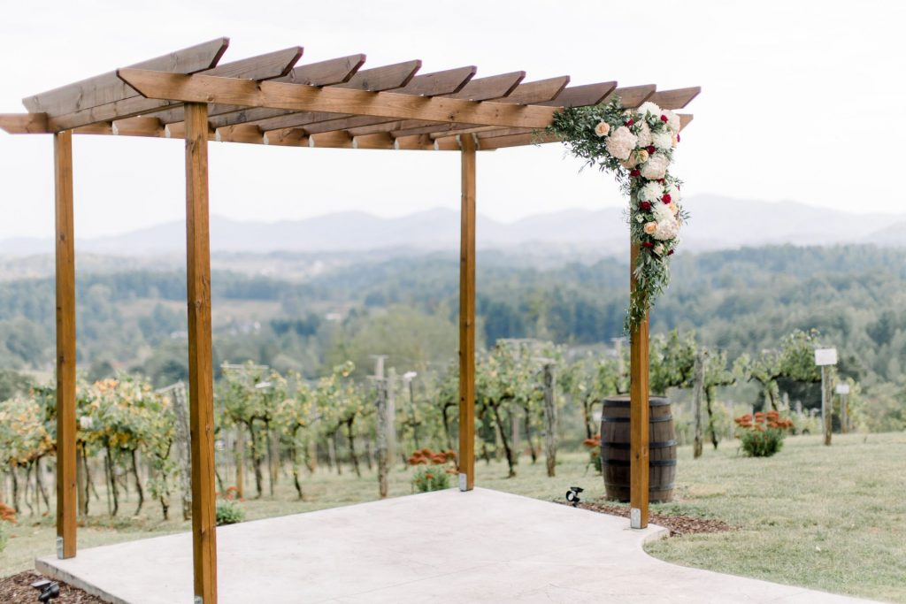 Wedding Ceremony Pergola