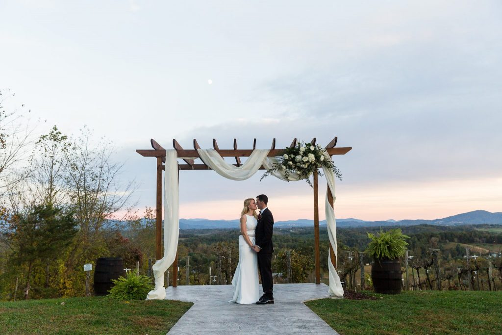 mountain wedding venues NC