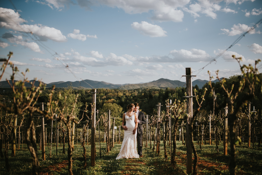 Longleaf Vineyard Mountain Venue Asheville
