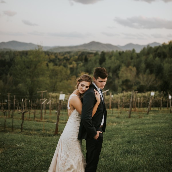 Love in the Vineyard Mountain Venue Asheville