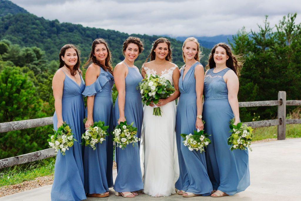 Vineyard Bridal Ladies