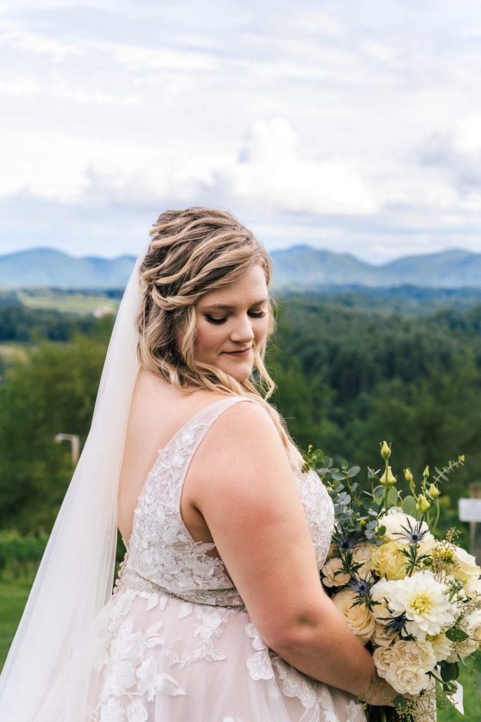 Vineyard Bride Bouquet