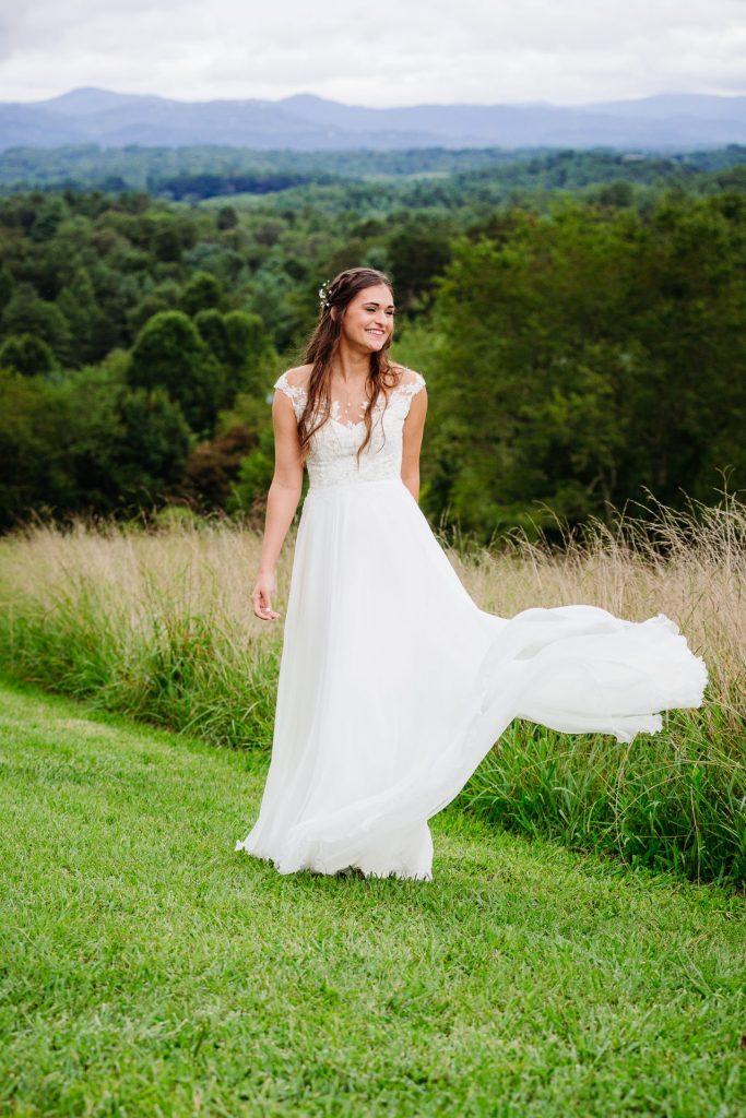 Vineyard Gown